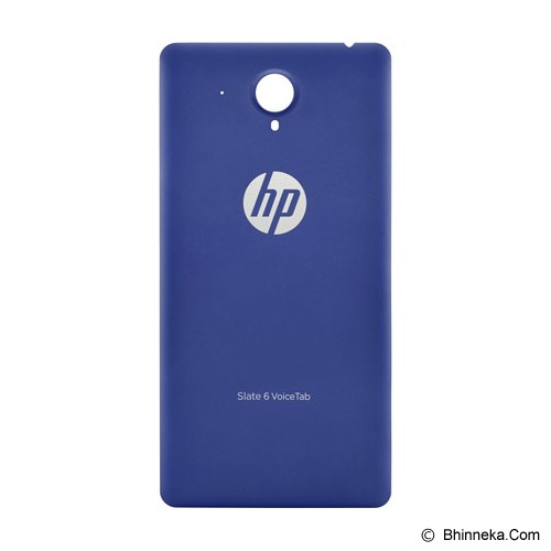 HP Back Cover for HP Slate 6 Voice Tab [J2W58AA] - Blue - Casing Handphone / Case